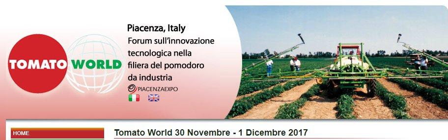 Tomatoworld – Ariespace presenta Nutrisat: un sistema innovativo per la gestione della Fertilizzazione del Pomodoro