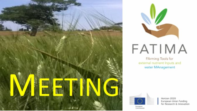 Workshop H2020 Fatima